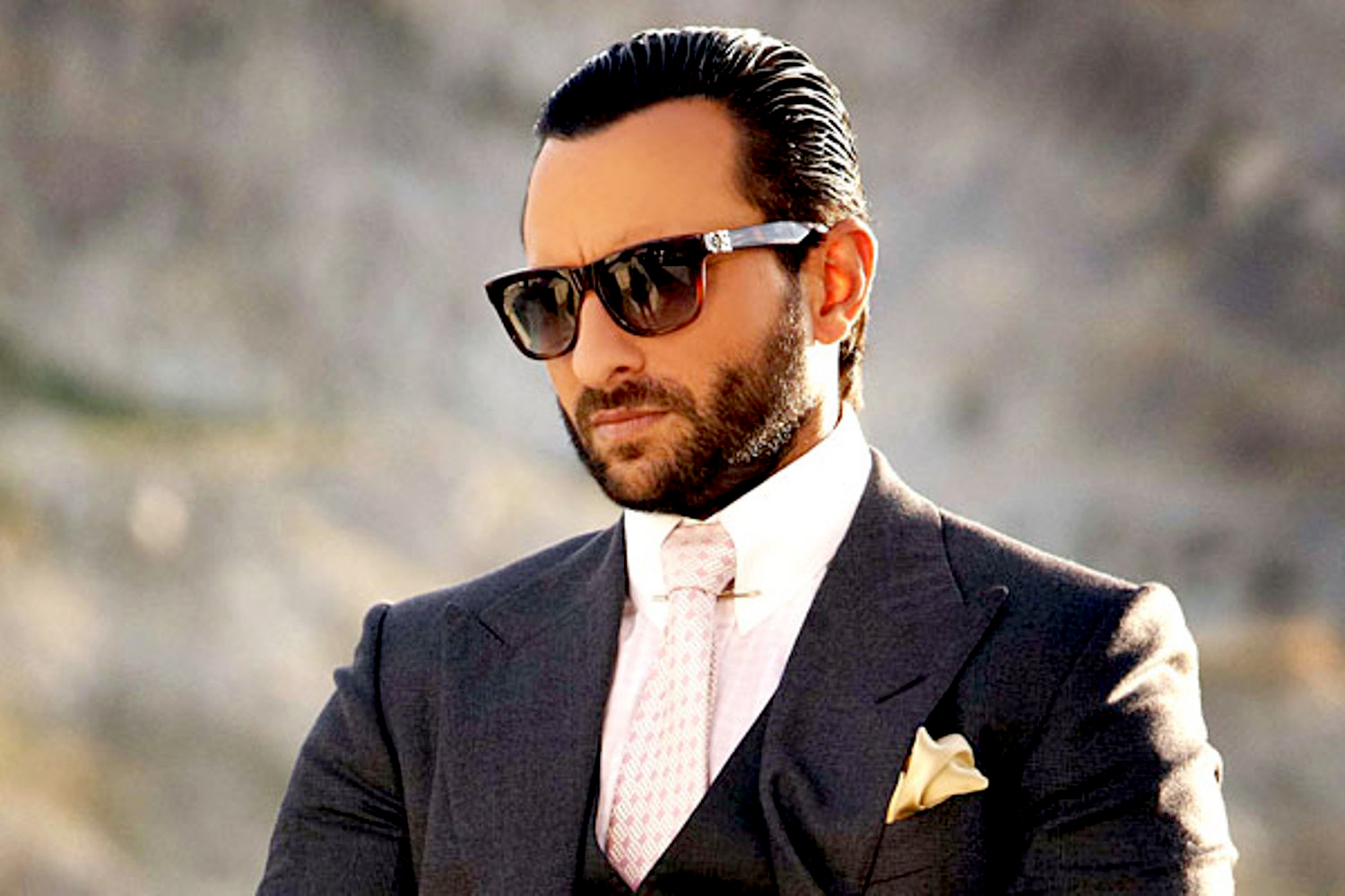 Saif Ali Khan Wallpaper: The Royal Families Of Bollywood