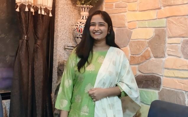 Singer Chandni Vegad (2)
