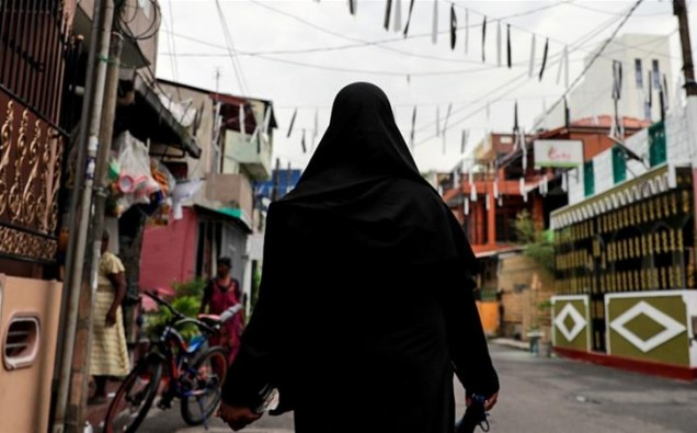 Sri Lanka Veil Ban