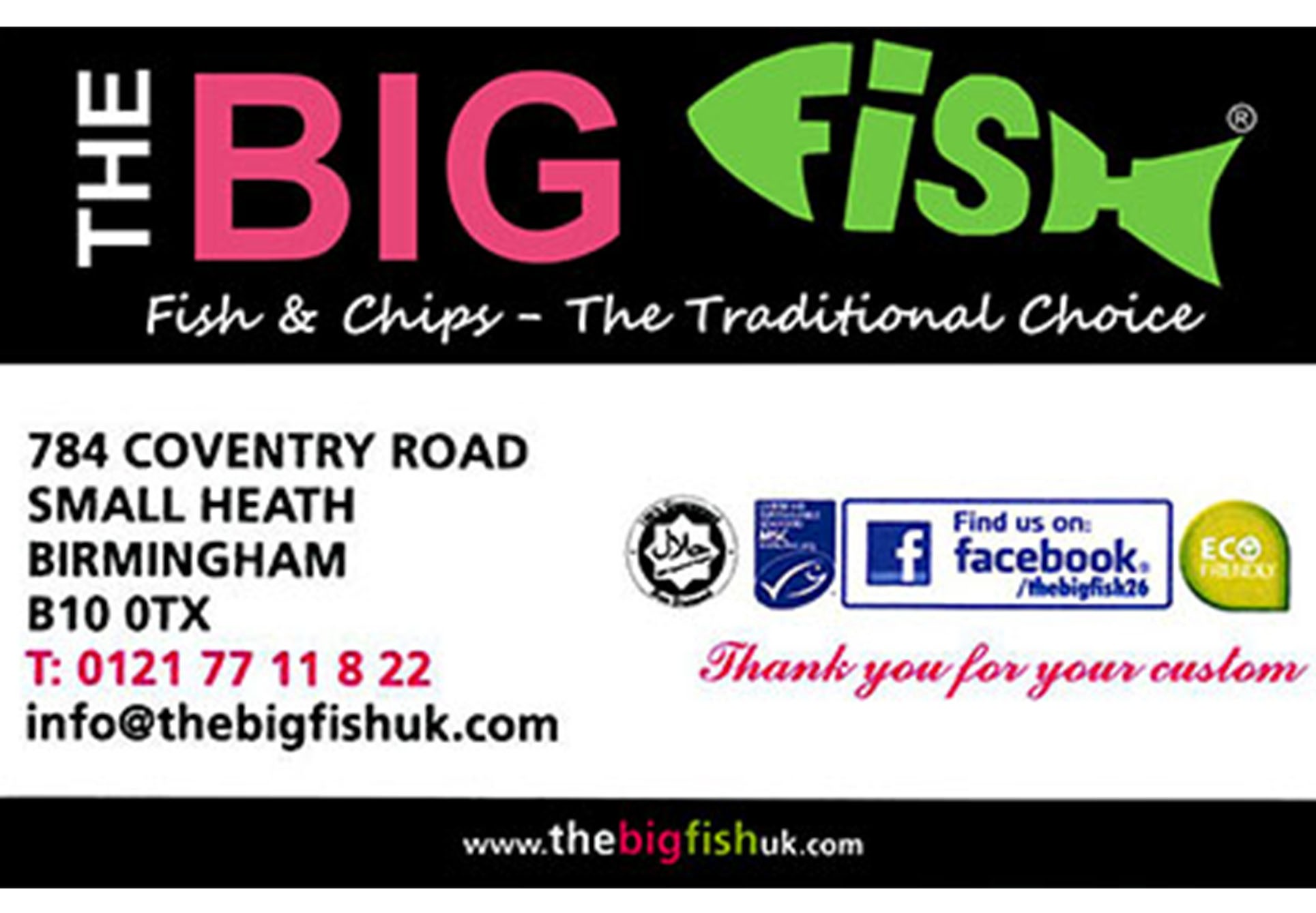 The BIG FISH Boxad July2014 copy