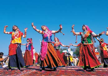 The Colors of Gujrat