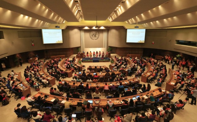 UN Meeting image
