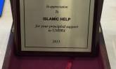 UNRWA award