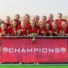 UoB BUCS Hockey Champs incl Lily Owsley