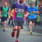 Uzair marathon image