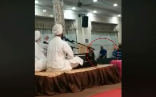 Video of Muslim man praying inside Gurdwara goes viral image 2