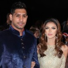 amir-khan-his-wife-faryal-makhdoom