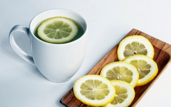benefits of WARM LEMON WATER image