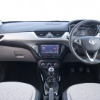 new-2015-vauxhall-opel-corsa-uk-launch-first-drive-impressions-road-test-review-1-litre-1-4-ecotec-handling-fiesta-interior-quality-polo-photo-front-cabin