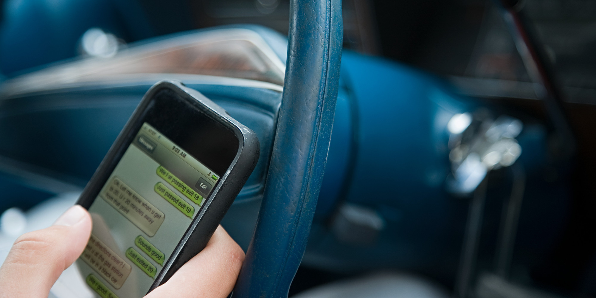cell phone use while you driving Using sensor data from more than 3 million drivers and 56 billion miles of trips, driving analytics company zendrive found drivers are using their phones on 88 percent of their journeys.