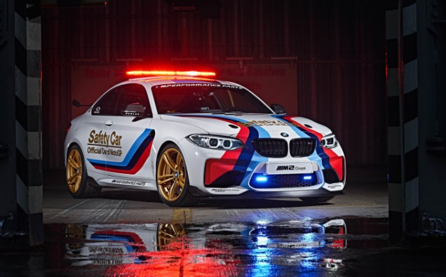 Bmw M Official Car Of Motogp Bmw M2 Motogp Safety Car