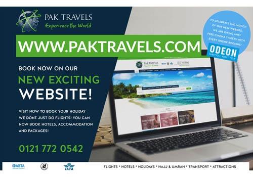 pak travel
