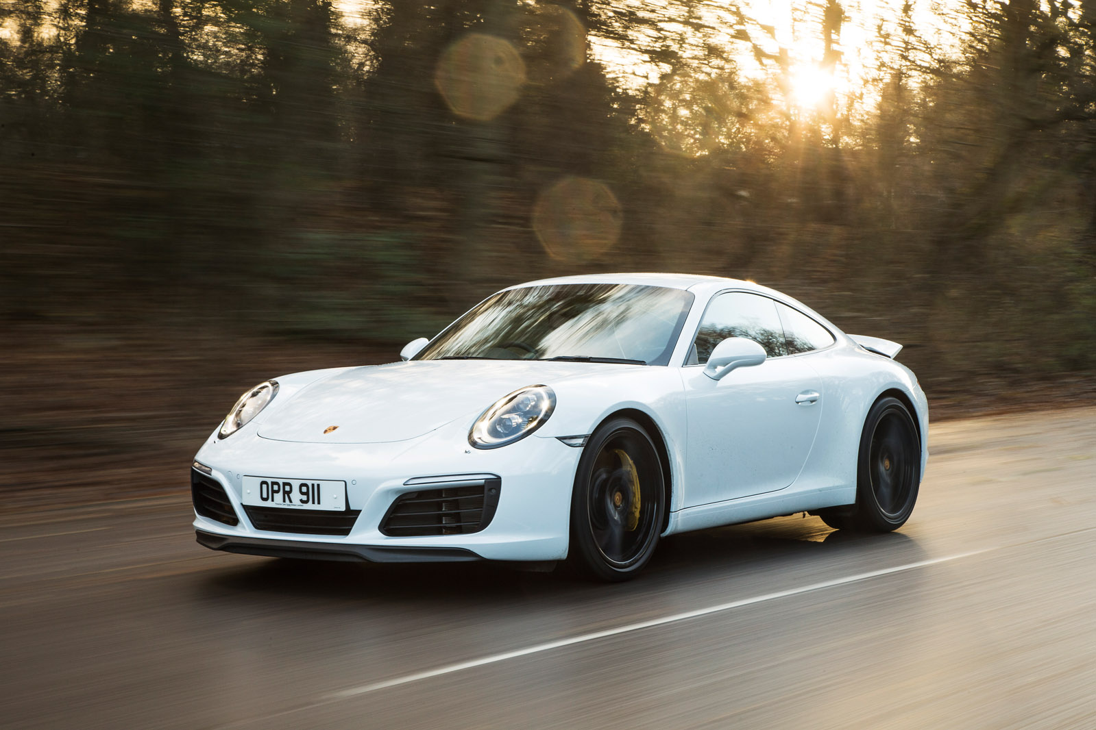 UK CAR MOST AT RISK OF BEING STOLEN: PORSCHE 911 CARRERA 4S