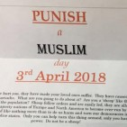 punish a muslim