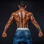 rahat back training