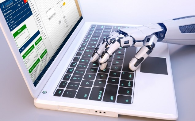 robots-hand-typing-on-keyboard_RPA