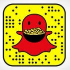 snapchat and netlix image