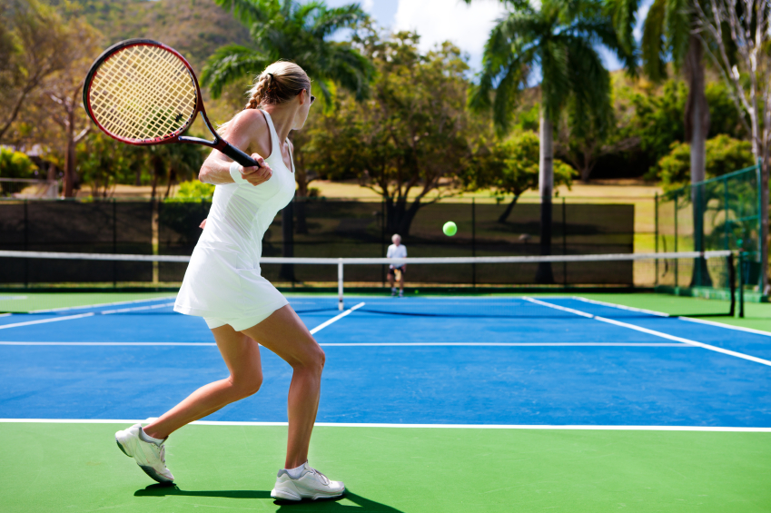 fitness and tennis players essay
